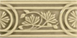 Adex Modernista Relieve Flores Olive