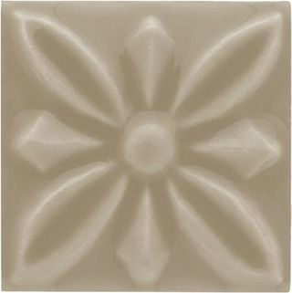 Adex Studio Taco Relieve Flor № 1 Silver Sands
