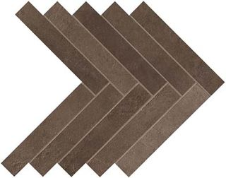 Декор Brown Leather Herringbone 36.2*41.2