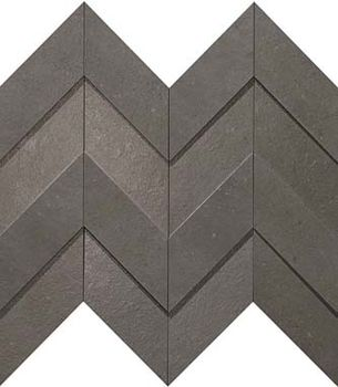 Декор Smoke Chevron 3D 30.8*35.1