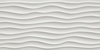 Atlas Concorde 3D Wall Design Dune White Matt
